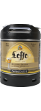LEFFE BLONDE Perfect Draft 6 L.
