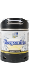 HOEGAARDEN BLANCHE Perfect Draft 6 L.